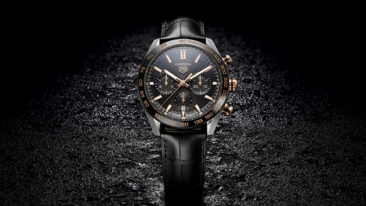 TAG Heuer's Fresh and Improved Carrera Chronograph Updates a Sixties See for the twenty first Century