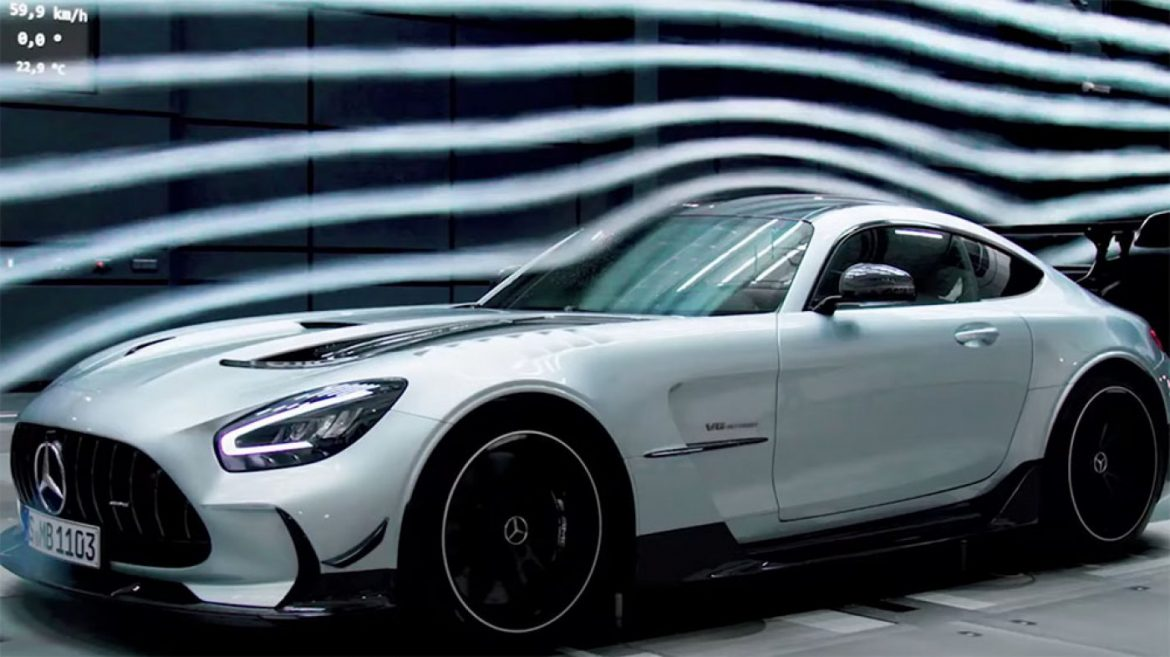 Mercedes-AMG GT Appropriate Unveiled the Hotly Anticipated GT Dim Sequence Sports activities Vehicle