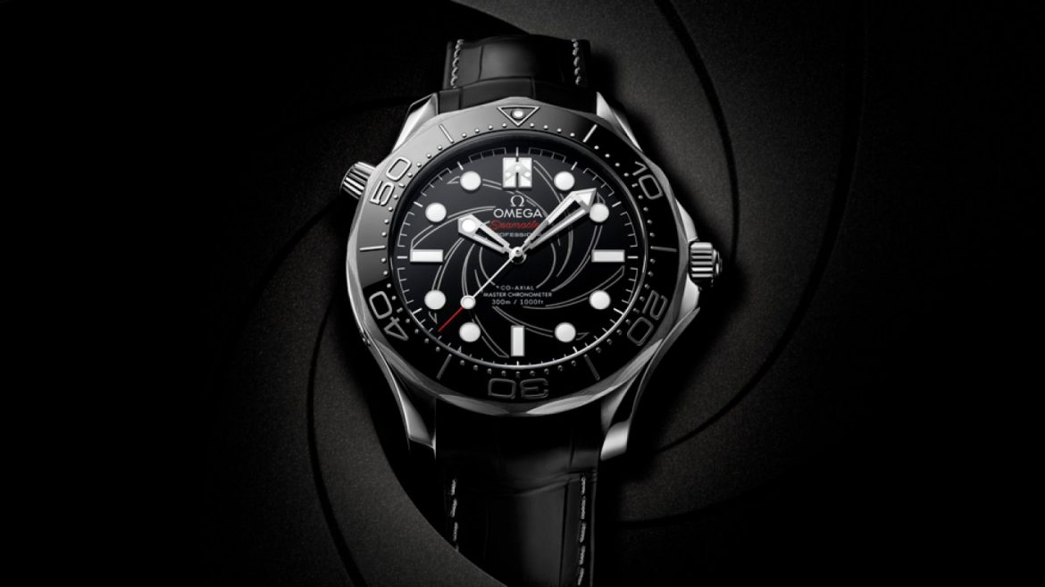 Omega's James Bond Seamaster Dive Investigate cross-take a look at Honest appropriate Bought a Platinum Reinforce