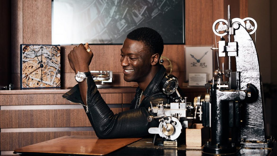 Actor Aldis Hodge Appropriate Turned the Horological Society of Unique York's Most Favorite Trustee