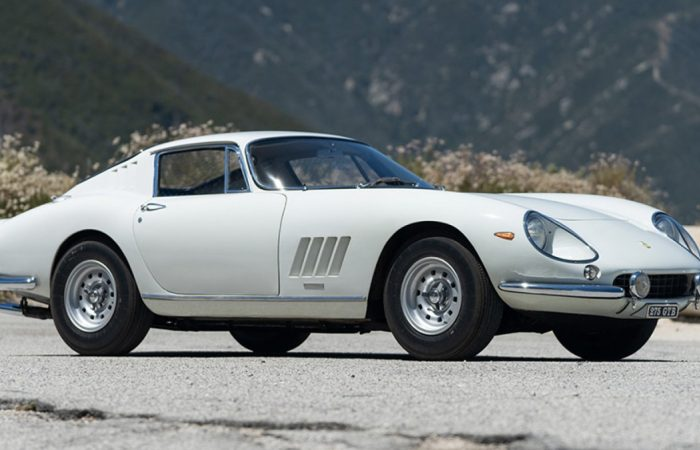 This 1966 Ferrari Correct Grew to was the Most Costly Automobile Provided in an On-line Auction
