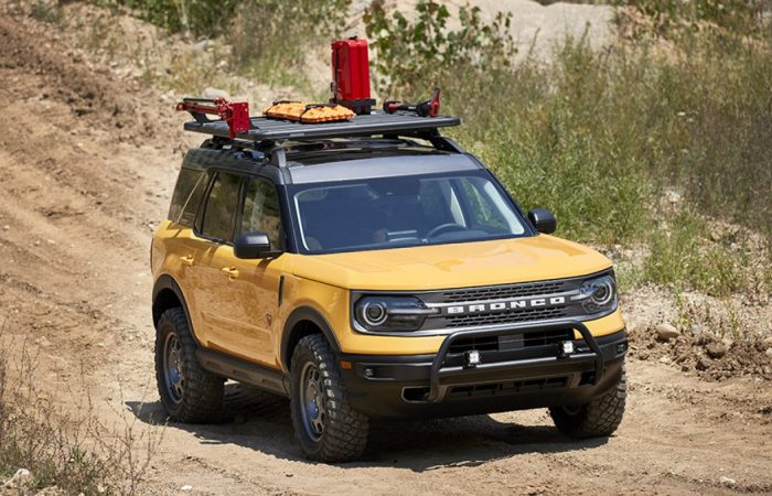 Ford Correct variety Rolled Out 5 Fresh Adventure Bronco Concepts