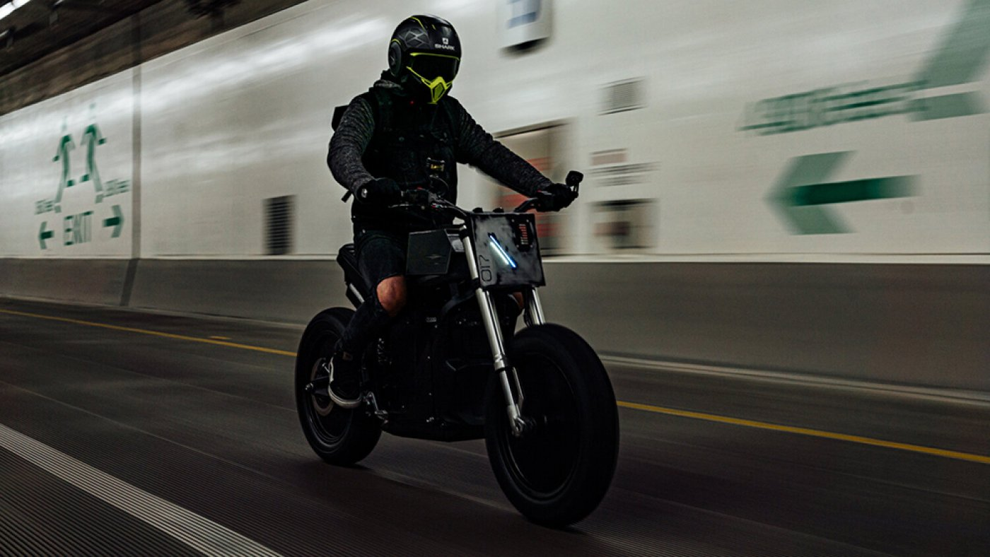 Droog Moto's New High-Energy Electric Bike Is Even Extra Ready to Retract on the Kill Times