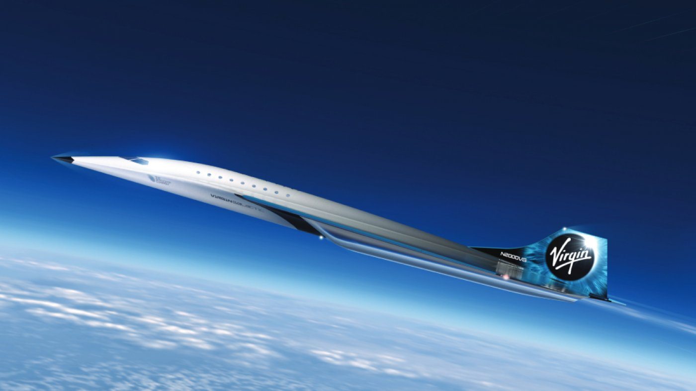 From a Supersonic Jet to a Vacationer Spaceship: How Virgin Galactic Would possibly well Alternate Walk as We Know It