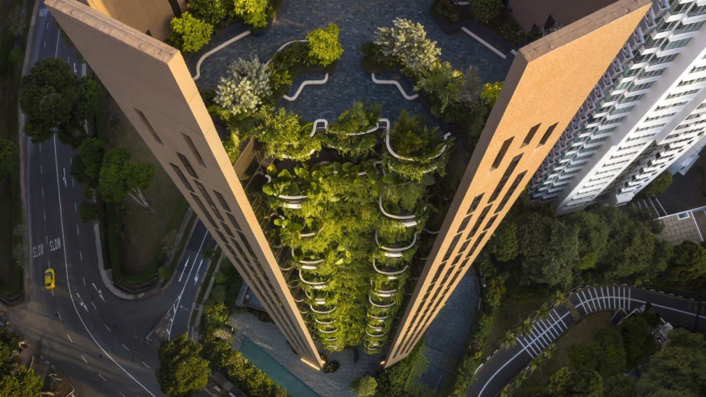 How the Plant-Covered Residential Tower Is Slowly Spreading Across the Globe