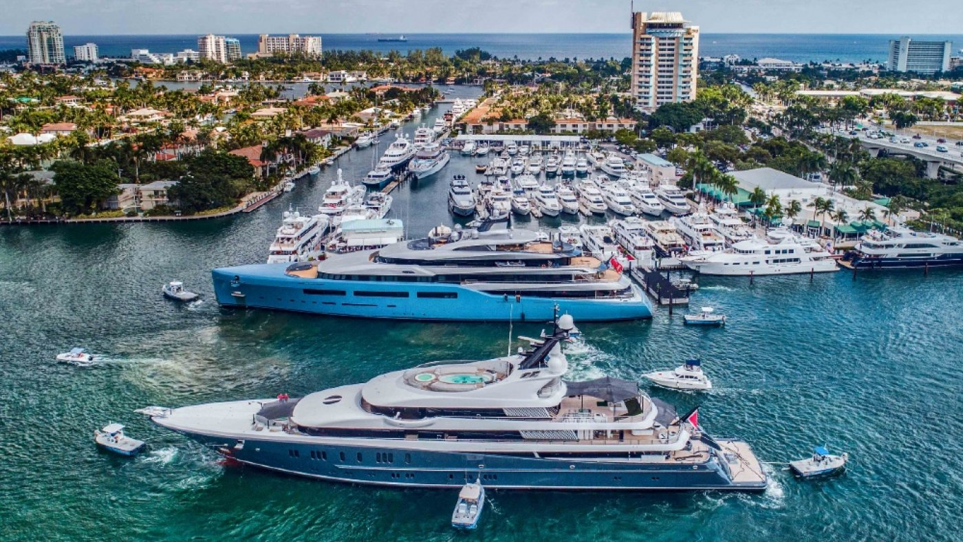 The Castle Lauderdale Global Boat Expose Opens With Extensive Hopes—and Bigger Precautions