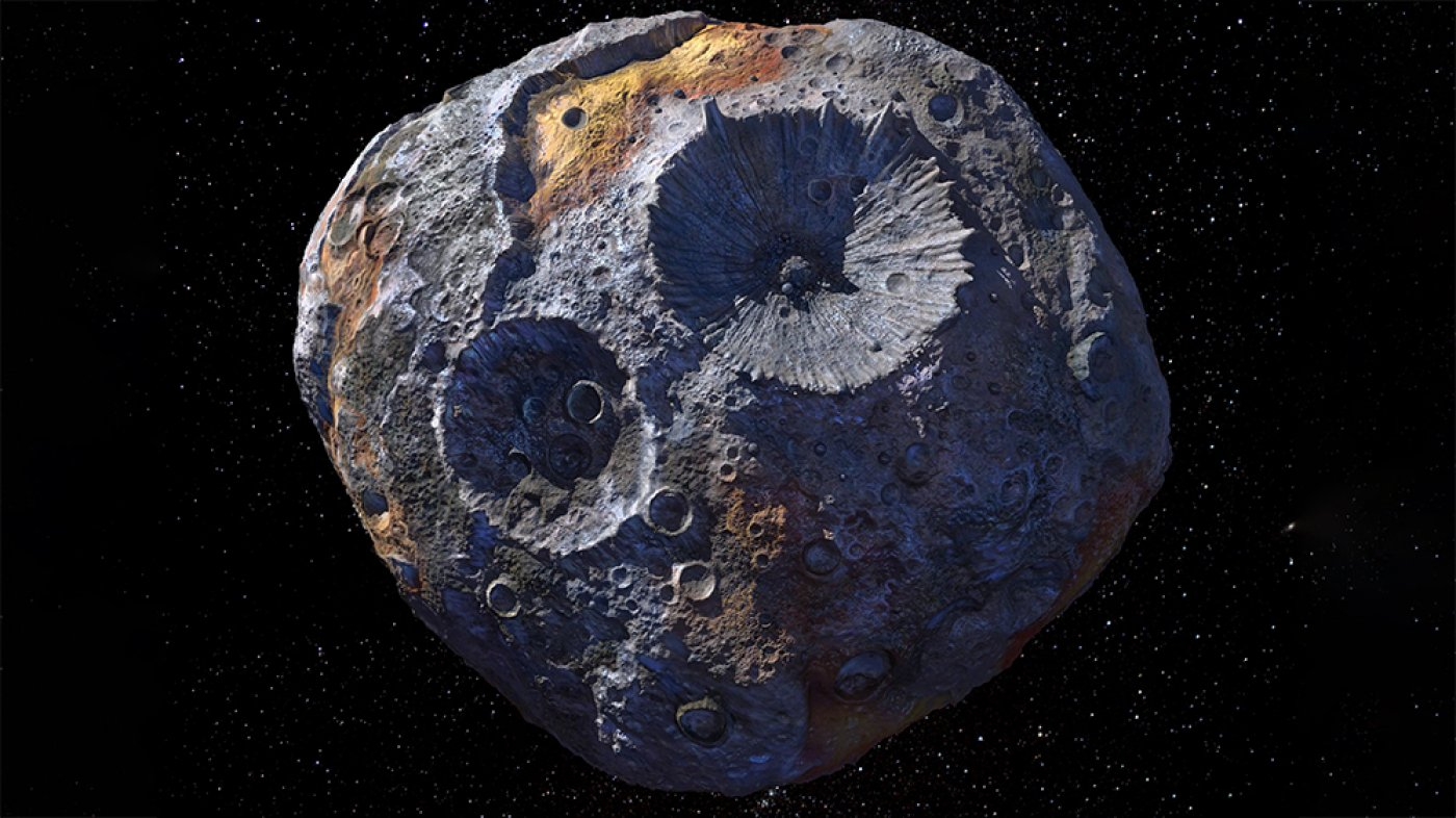NASA's Hubble Telescope Captures a Uncommon Metal Asteroid Worth 70,000 Instances the World Economy