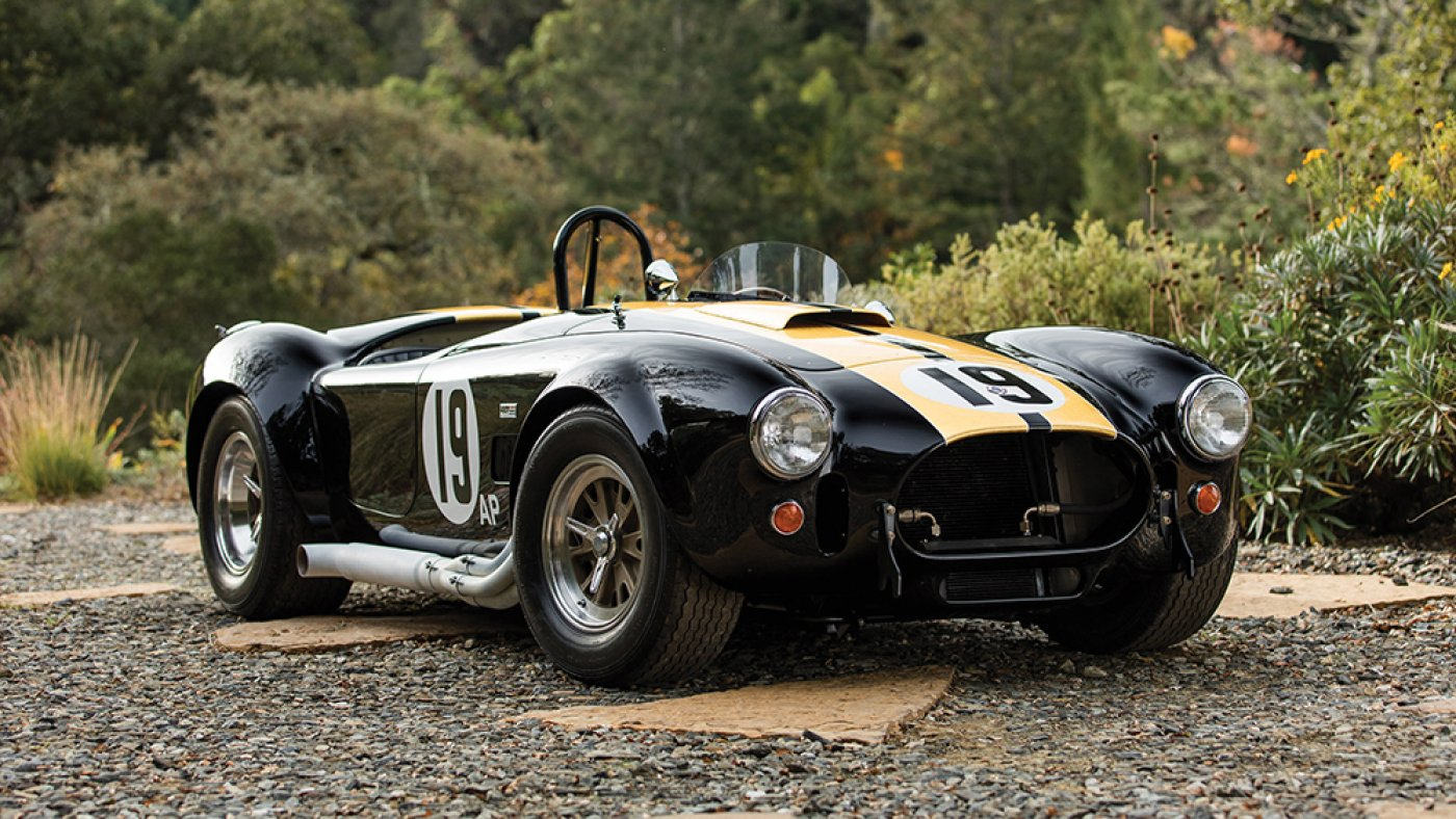 Jay Leno Sheltered This Rare $2.25 Million Shelby Cobra From California's Wildfires