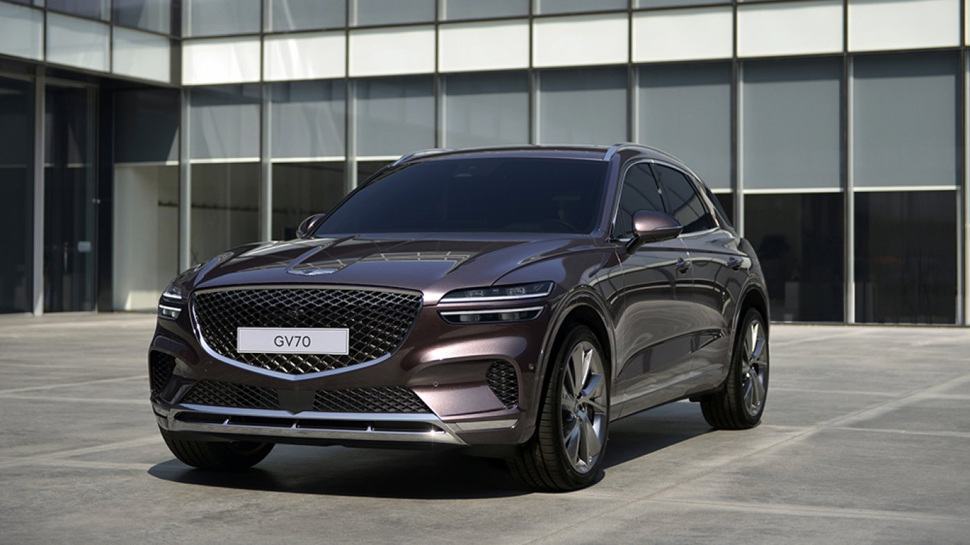 Genesis's Most Standard Automobile Would per chance well merely Be the True-Unveiled GV70 Crossover SUV