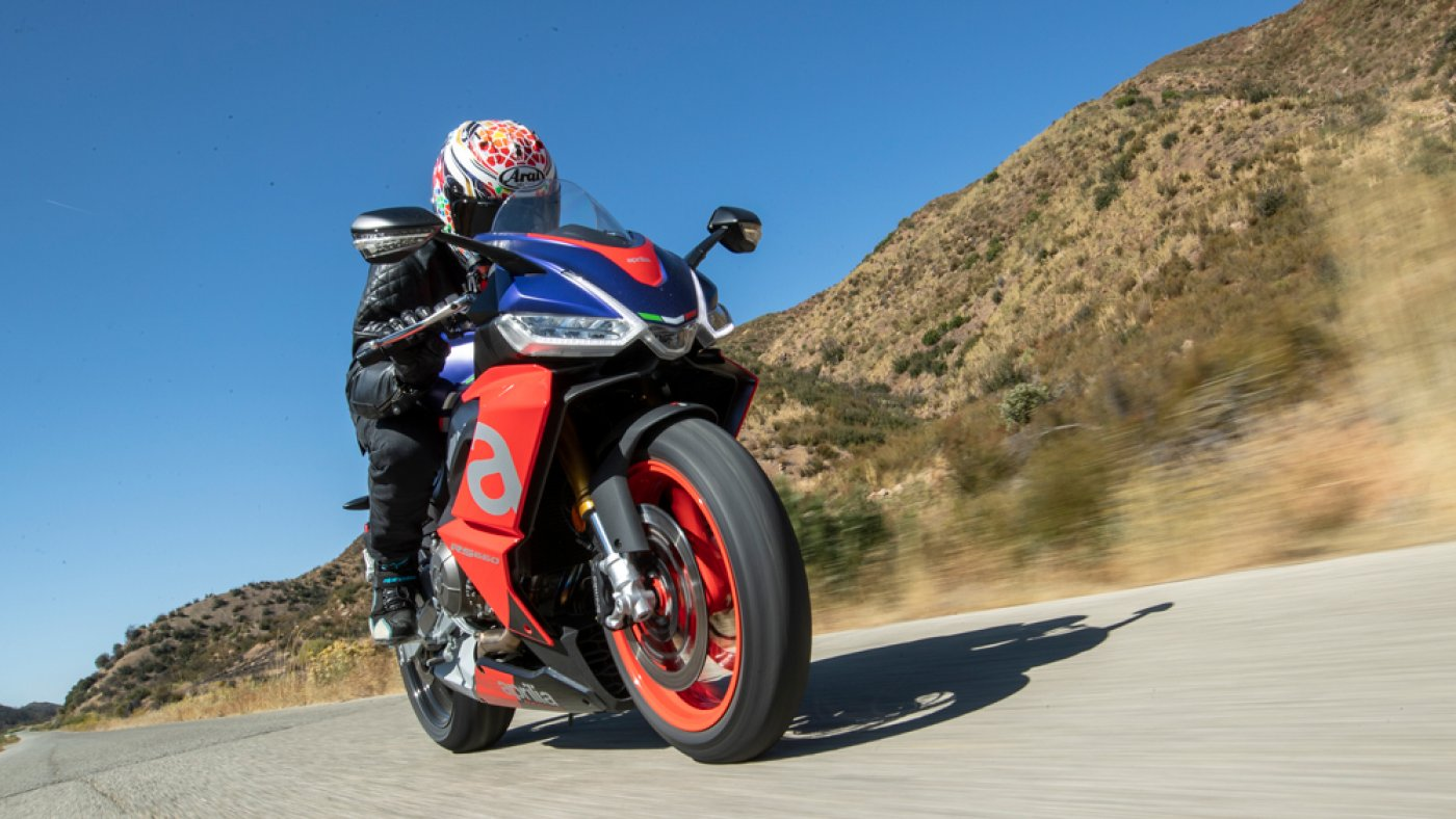 First Inch: Aprilia's Unique RS 660 Sport Bike Excels All over the Spectrum
