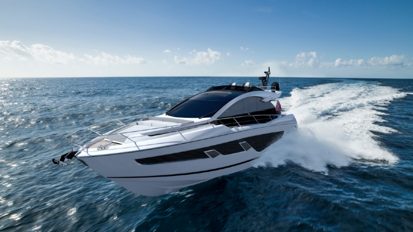 Sunseeker Will Ring In the New Yr by Launching 5 New Yachts