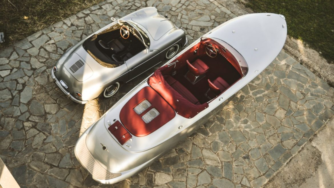 This Easy and Fleet Original Runabout Turned into once Inspired by a Traditional Porsche
