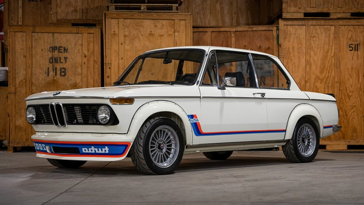 The BMW 2002 Turbo Is a Holy Grail for Bimmer Collectors. Now a 'seventy four Model Is Heading to Auction.