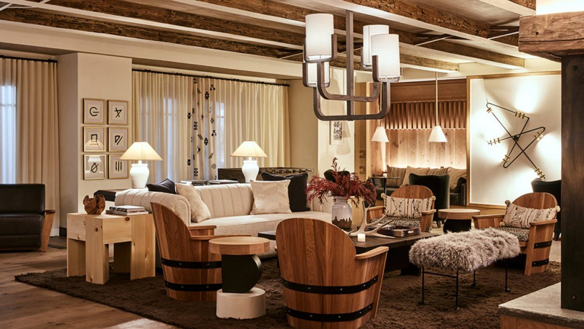 This Ski-In/Ski-Out Hotel in Telluride Simply Purchased a Luxurious Makeover