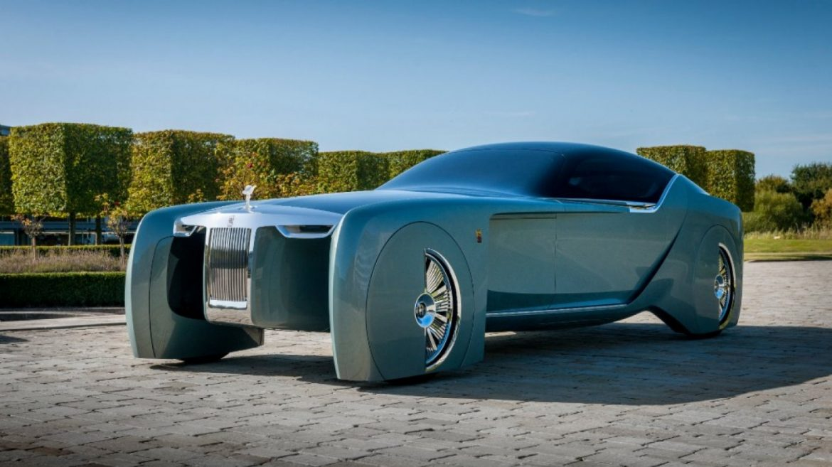 Rolls-Royce's First All-Electrical Car Is Coming, and It Could perhaps Be Known as the Silent Shadow