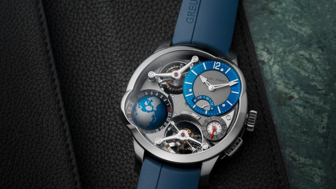 Greubel Forsey's Signature Quadruple Tourbillon Timepiece Gets an Extremely-Uncommon Substitute
