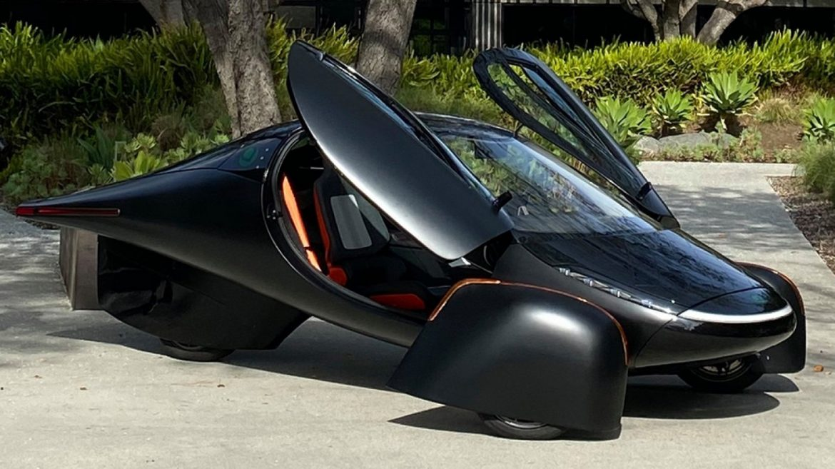 Aptera's 1,000-Mile EV Moves Closer to Production With Millions in Preorders and Fresh Funding