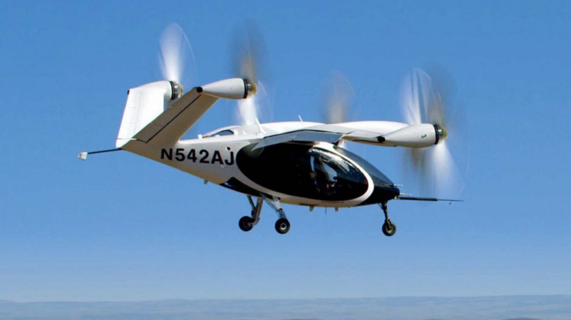 Rep out about This Unexcited, All-Electric Air Taxi Fly for the First Time