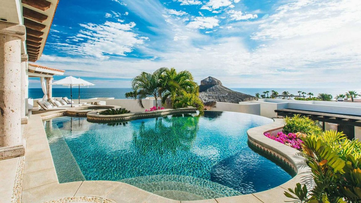 This Sprawling $eight Million Cabo Mansion Has an Ocean Peek From Nearly Each and every Room