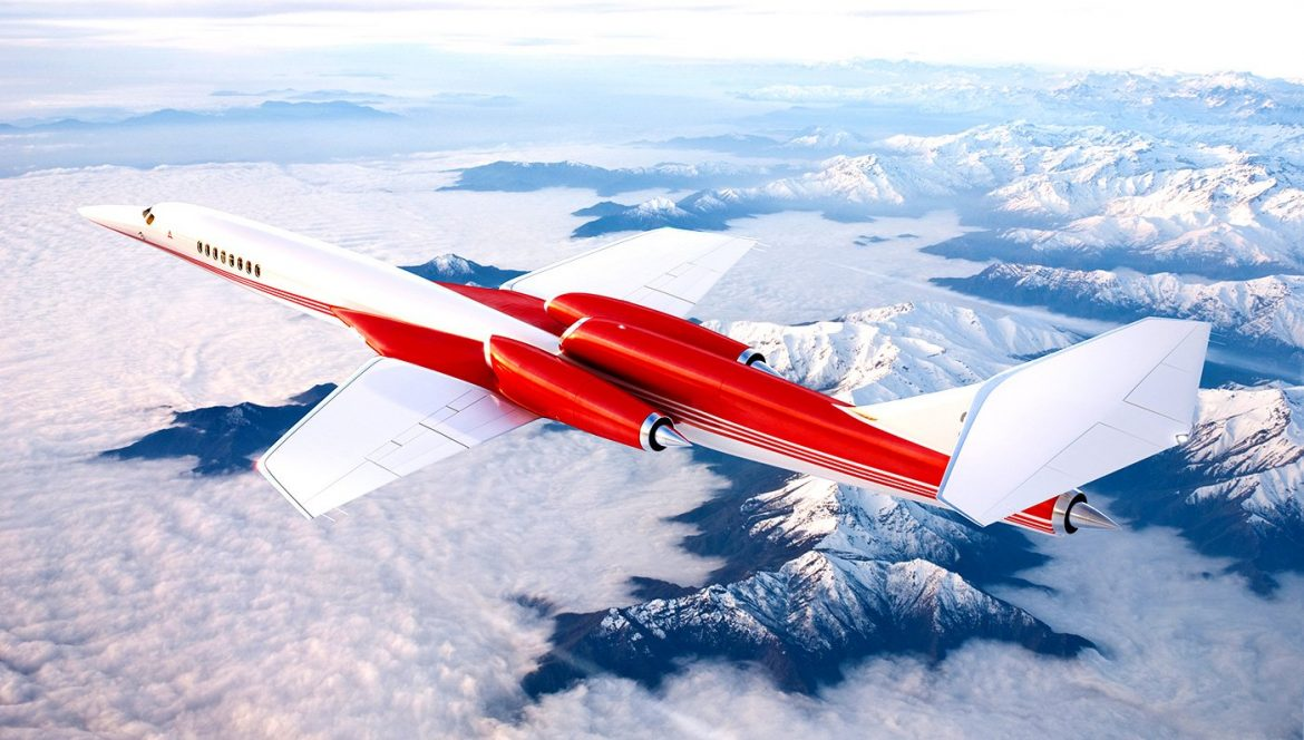 Flexjet Obedient Ordered 20 of Aerion's $a hundred and twenty Million Supersonic Jets