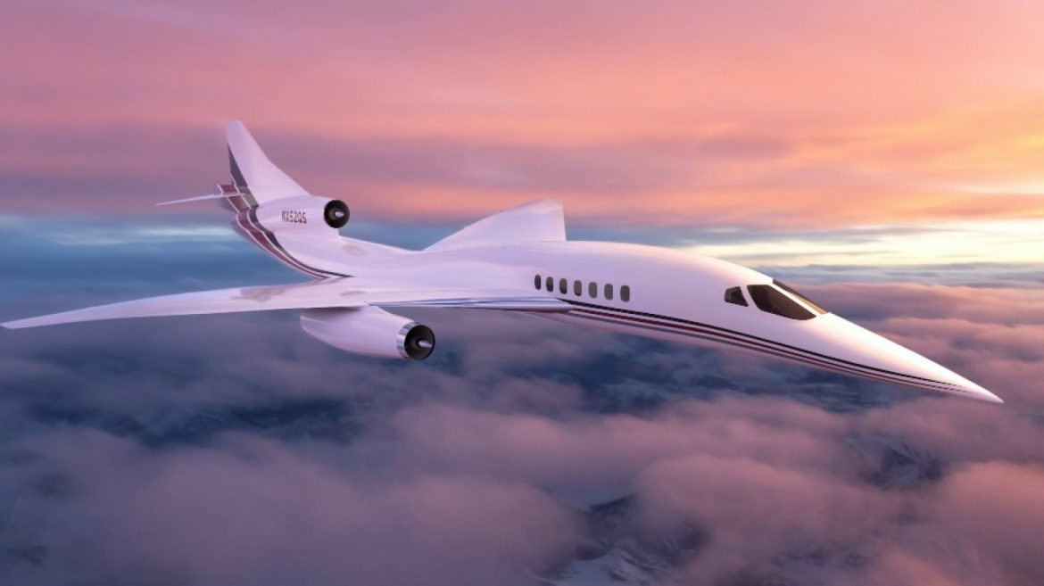 NetJets Correct Ordered 20 of Aerion's $A hundred twenty Million Supersonic Jets