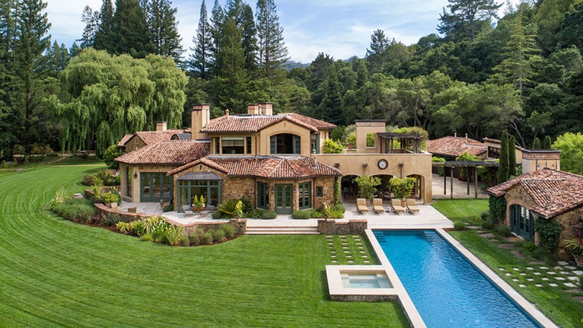 Home of the Week: This $23 Million Mediterranean-Vogue Villa in Silicon Valley Has a 300-three hundred and sixty five days-Veteran Italian Roof