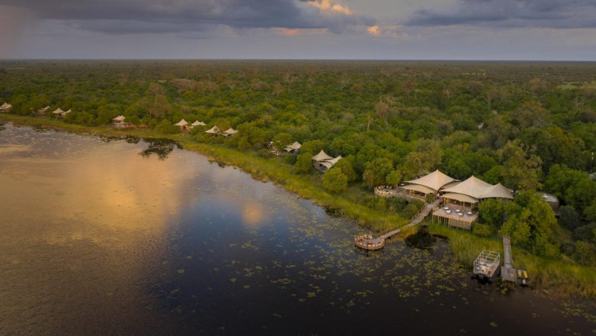 First Leer: This Relaxed Botswana Lodge Gives a Smartly-liked Procure on the Safari Ride