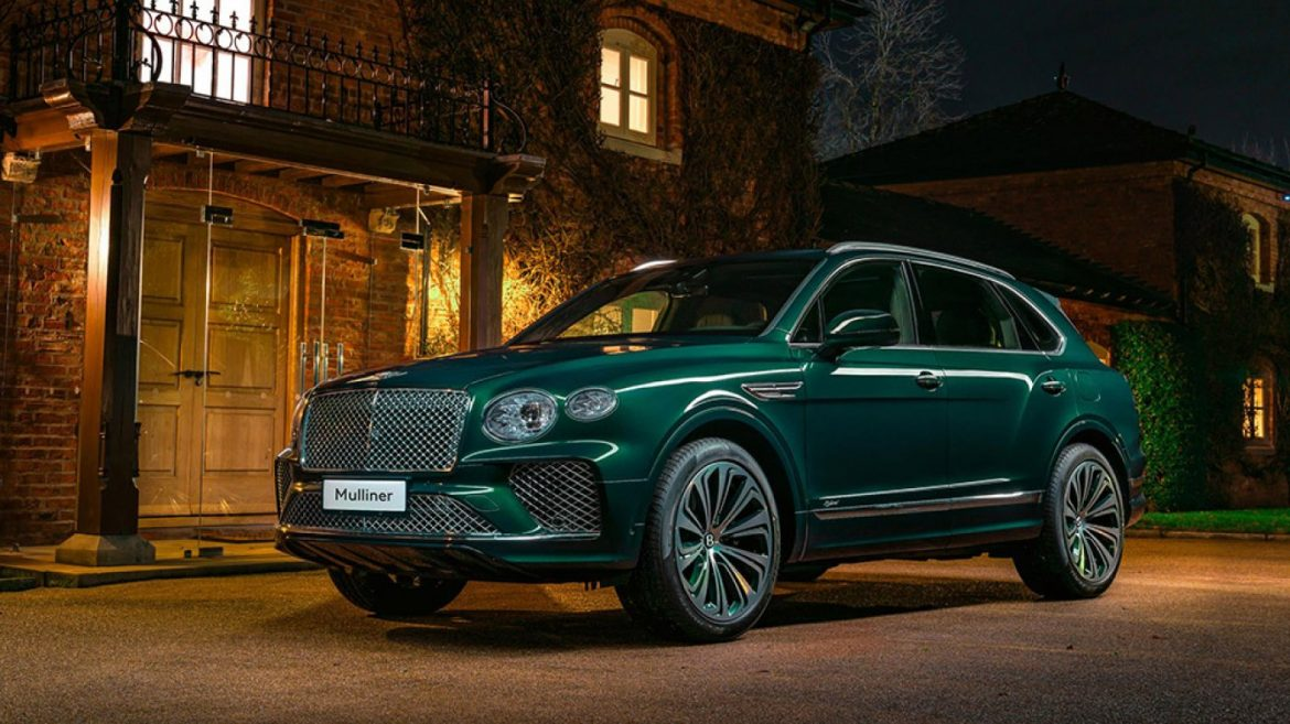 Bentley's First All-Electrical Automobile Will Likely Be a 2025 SUV, CEO Says