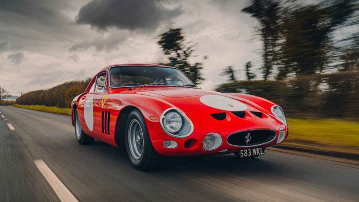 First Pressure: This Ferrari 330 LMB Recreation Is a Le Mans Racer for the Dual carriageway