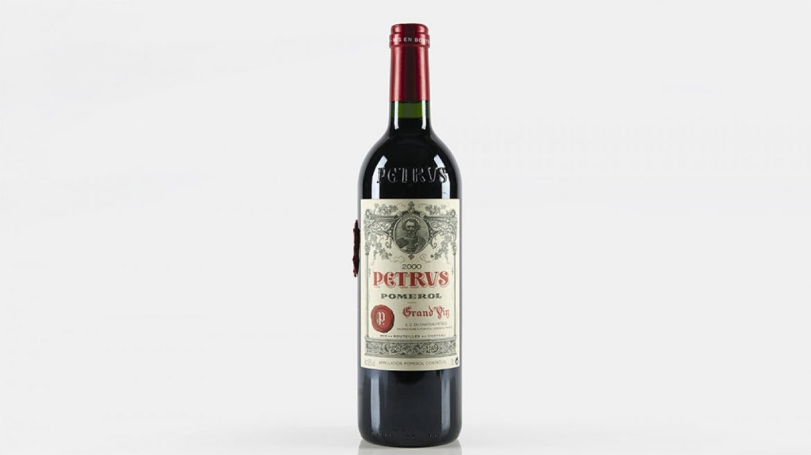 This Bottle of Bordeaux Used to be Feeble in Outer Verbalize. It Might per chance moreover Promote for $1 Million.