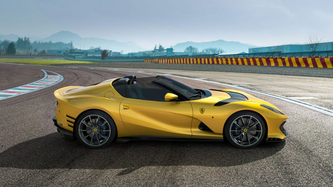 The Most up-to-date Ferrari Superfast Variant, the 819 HP Competizione, Will Shall be found a Coupé or Fall-High