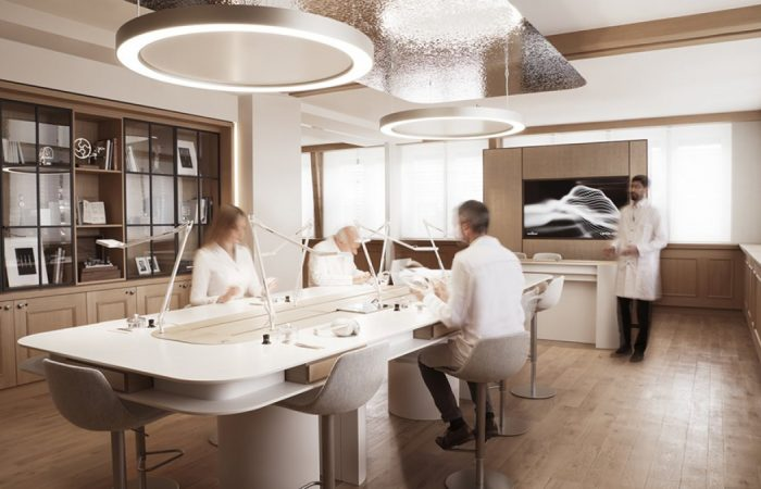 You Can Now Capture Watchmaking Classes From the Swiss Masters at Jaeger-LeCoultre