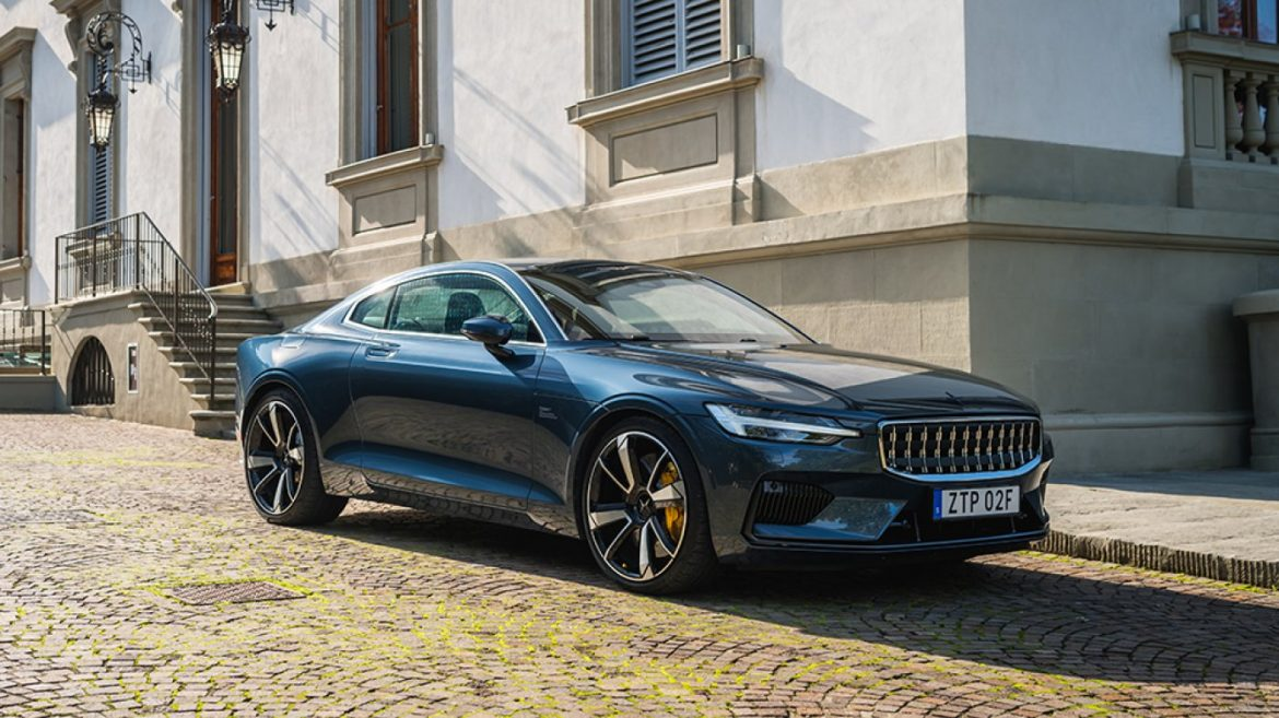 You Can Now Alternate Swish Art work for the $a hundred and fifty five,000 Polestar 1 Hybrid Sports activities Automobile
