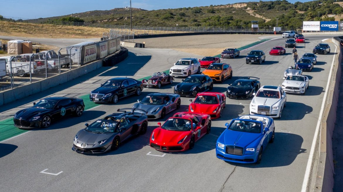 Glance Highlights of the California Coastal Rally, and Gaze More Down the Road