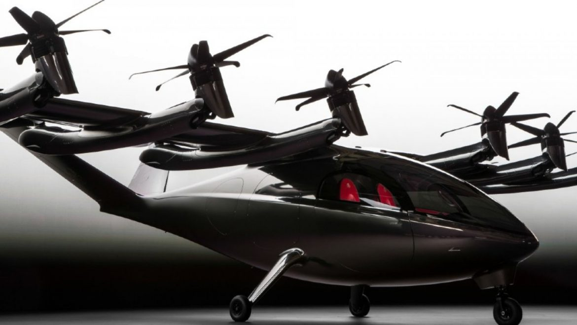 This New eVTOL Will Flit You From Downtown LA to the Sea plug in eight Minutes—for the Label of an Uber