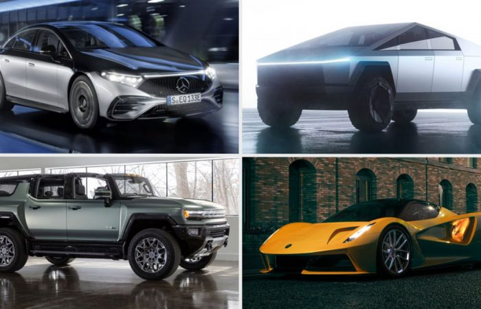 The 23 Most Keen Novel EVs Hitting the Roads, From the Aspark Owl to the Tesla Cybertruck