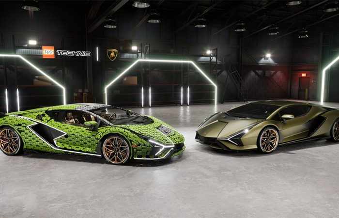 This Existence-Size Lamborghini Sián Duplicate, Fabricated from four hundred,000 Legos, Is the Coolest Ingredient You'll Behold This day