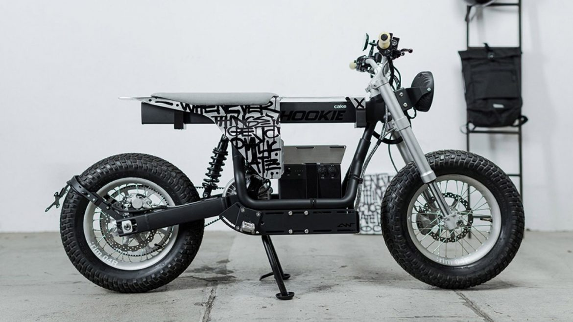 This Graffitied Customized Electrical Bike Will Deliver Some DBE (Grime Bike Vitality) to Your On a conventional basis Commute