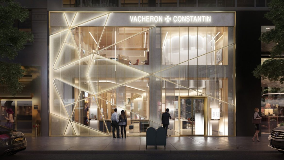 Vacheron Constantin Correct Opened Its Greatest Retailer within the World in Unique York Metropolis