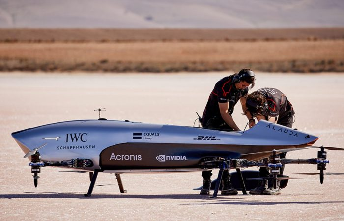 IWC and Airspeeder Are Becoming a member of Forces to Open a Unusual Electric Flying Racecar Competitors
