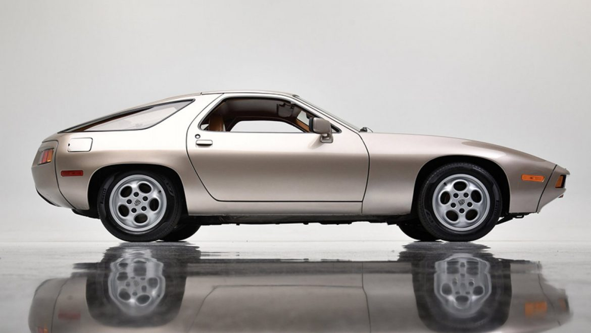 Cruise Regulate? The Iconic Porsche 928 From 'Unstable Alternate' Can Now Be Yours
