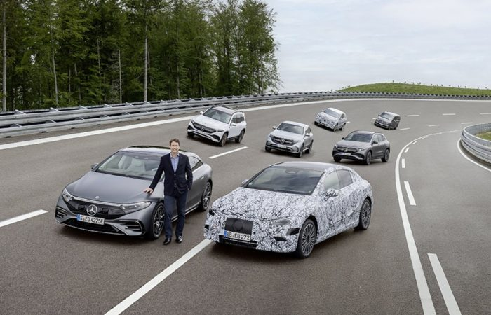 Mercedes-Benz Will Spend a Whopping $forty seven Billion to Assemble a Totally Electrical Rapid by 2030