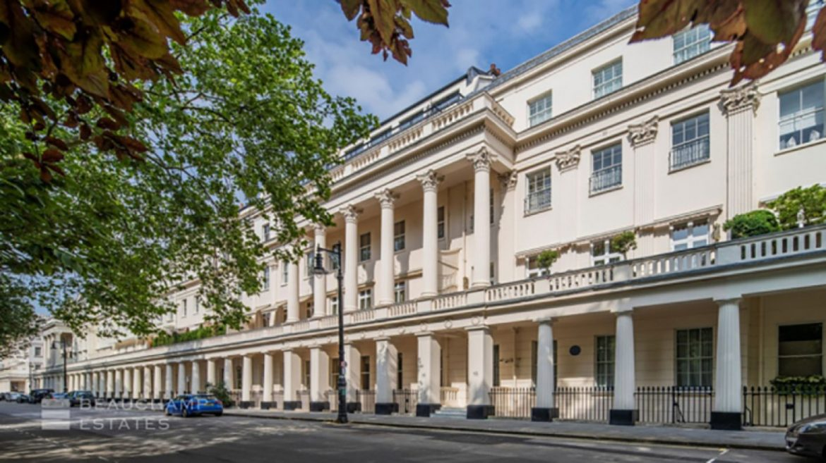 A Regal London Flat As soon as Owned by Henry Ford II's Better half Staunch Listed for $31 Million