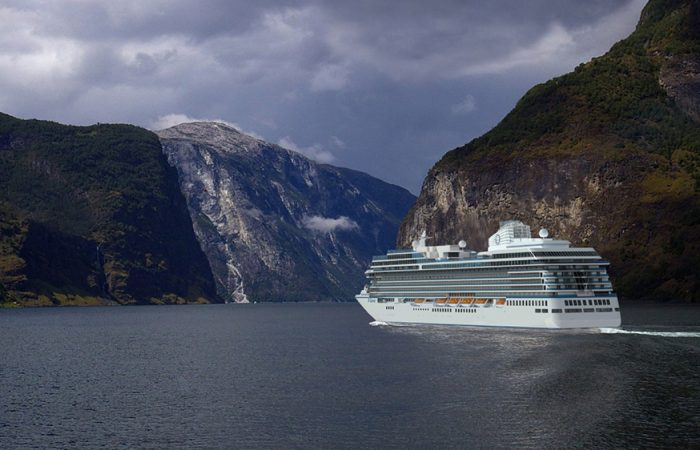 Touring Solo? Oceania's Most modern Cruise Liner Offers Luxury Single Rooms With Their Delight in Balconies