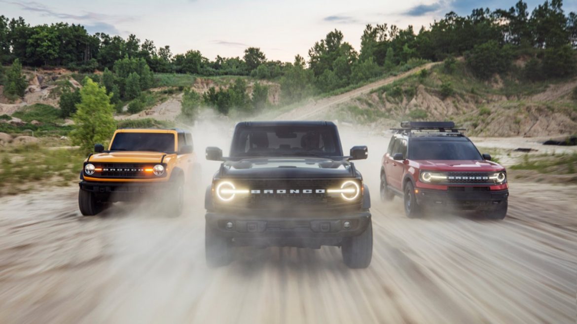 The New Ford Bronco Honest Came Out, and It's Already Promoting for Extra Than $A hundred,000 on eBay