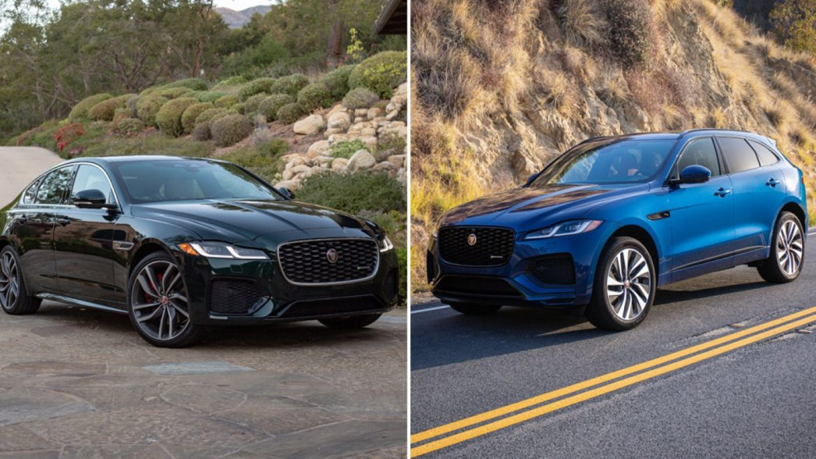First Pressure: Jaguar's Remaining Gas-Powered XF and F-Sail Produce a Tall, Excessive-Performing Exit