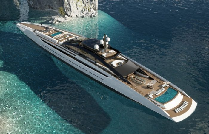 Boat of the Week: Meet the 443-Foot 'Crack of break of day,' the World's Largest Initiate Sport Gigayacht