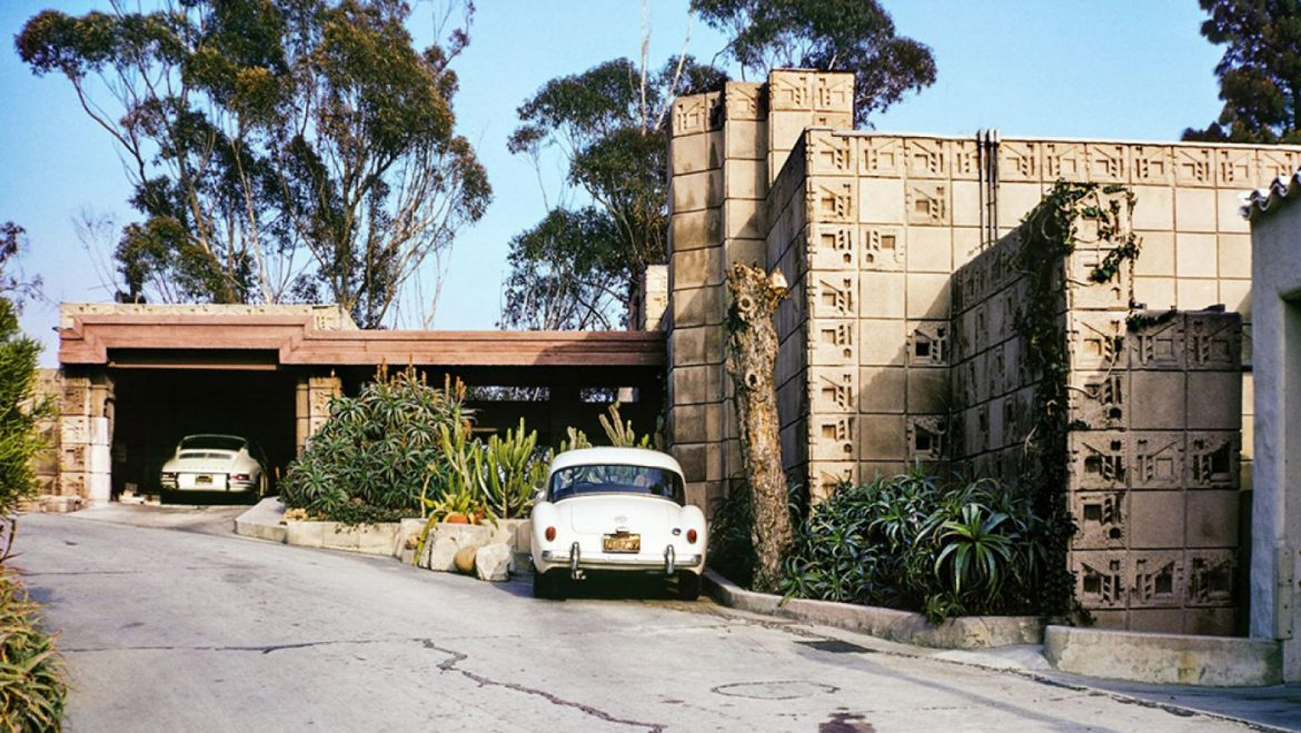 This Ancient Frank Lloyd Wright Home in LA Is a Designated Cultural Monument. It Can Be Yours for $four.25 Million.
