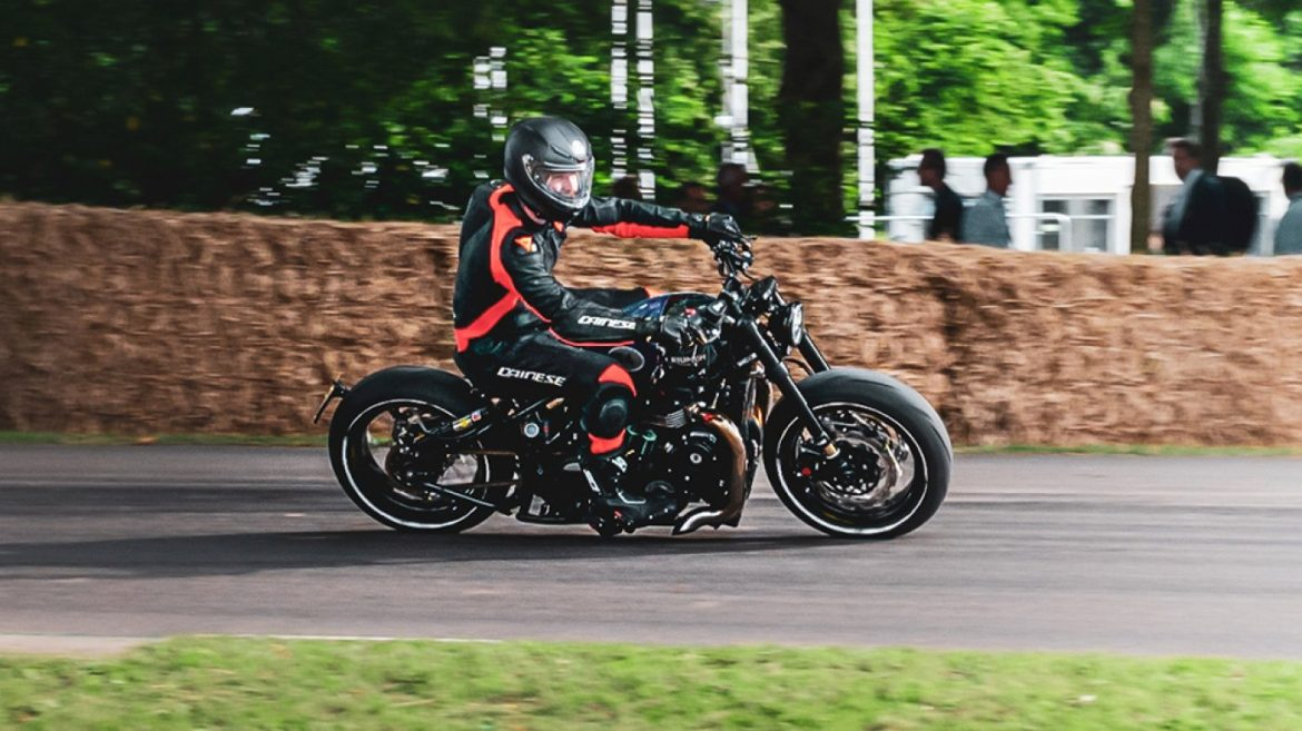 This Supercharged 200 HP Triumph Modified into as soon as Custom-Tuned to Be the World's Quickest Bonnie Bobber