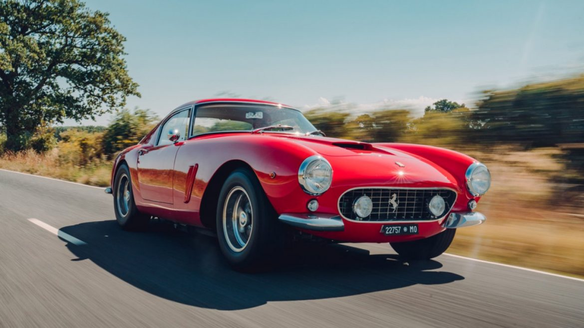 First Force: This Painstaking Ferrari 250 GT Replica Brings Classic-Car Soul to a Impress-Fresh Hurry